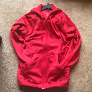 LN Adidas Zip Jacket-L